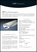 WT-A Datenblatt-Download